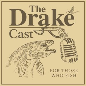 The cover art of the Drakecast podcast