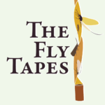 The cover art of the Fly Tapes podcast