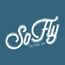 The cover art of the So Fly podcast