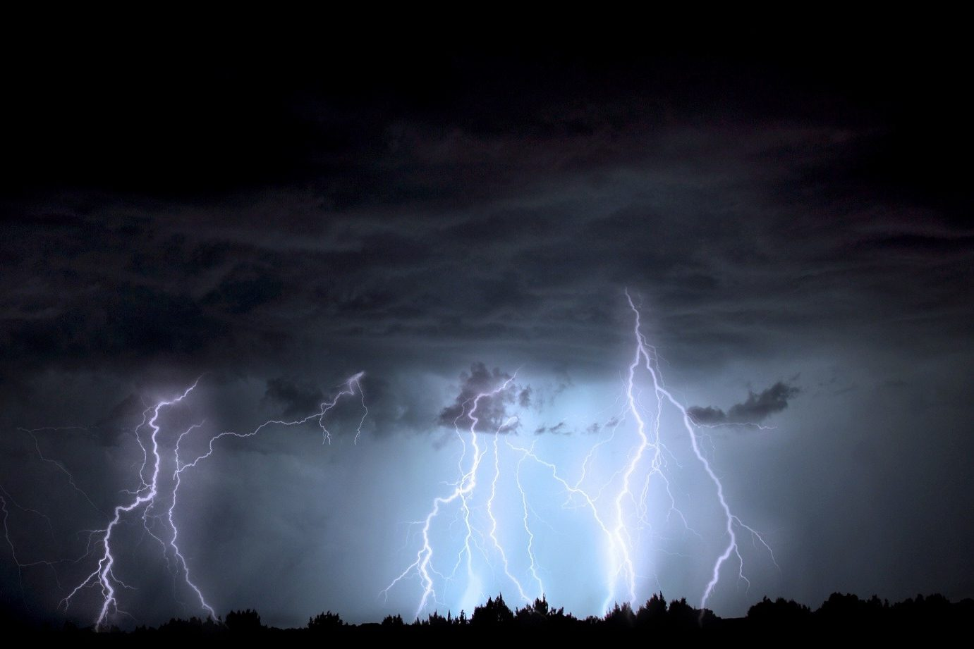 Lightning Safety in the Backcountry