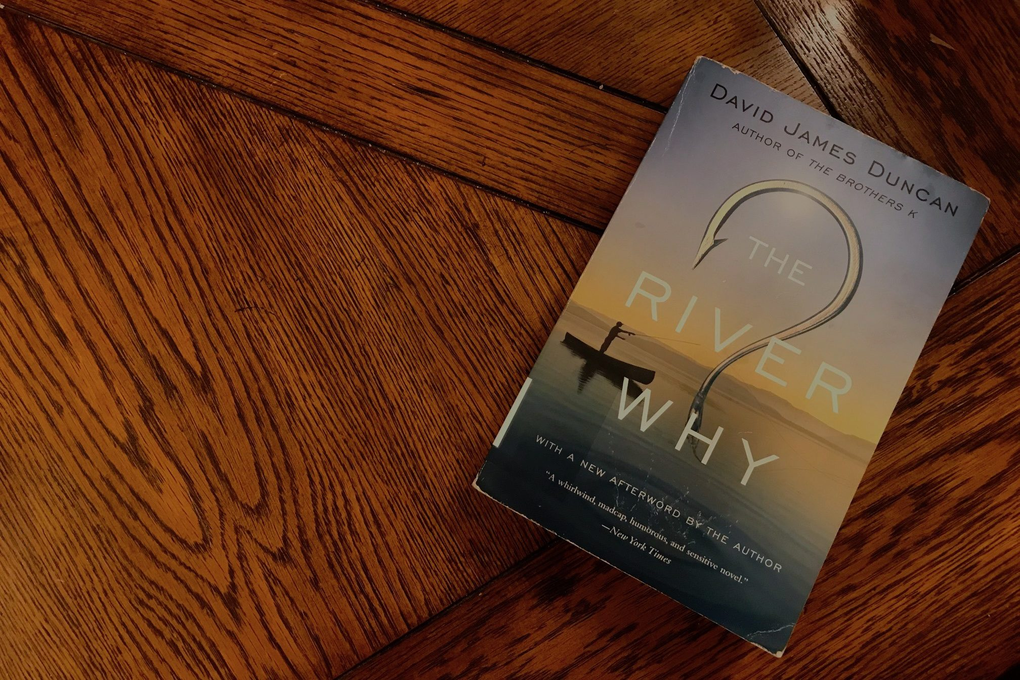 Book Recommendation: The River Why by David James Duncan