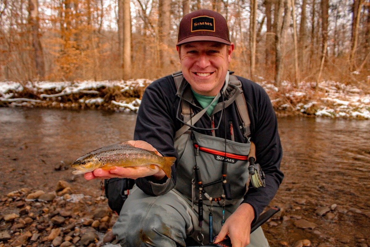 Ep 6: Fly Fishing Culture, with Nick DelVecchio