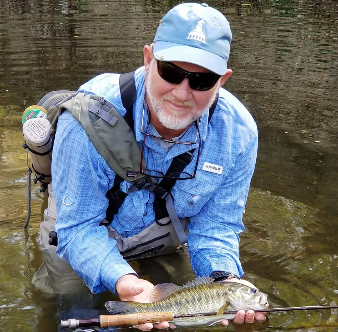 Ep 26: Down the Rabbit Holes of Fly Fishing and Texas, with Aaron Reed