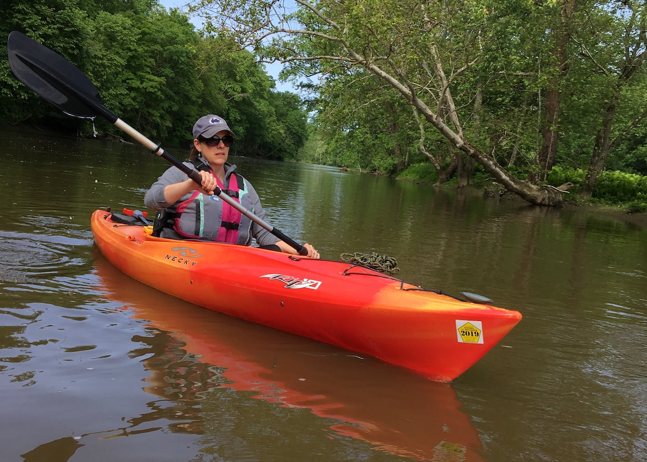 Ep 24: French Creek and the Magic of Home Waters, with Brenda Costa